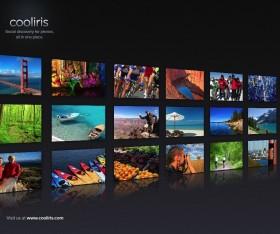 cooliris-photo-wall