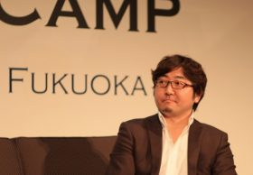 Line Corporations CEO Akira Morikawa echoed these sentiments again at B Dash Camp in Fukuoka