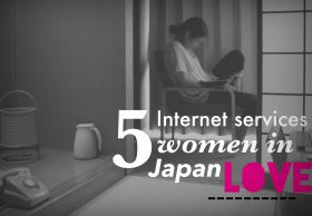 japanese-women-bw