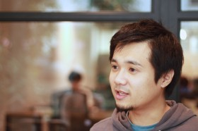 Yusuke Mitsumoto, the CEO of Bracket