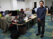 CEO Soko Aoki at the Kadinche office