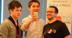 Antony Tran and Ben Watanabe, with Shutterstock VP