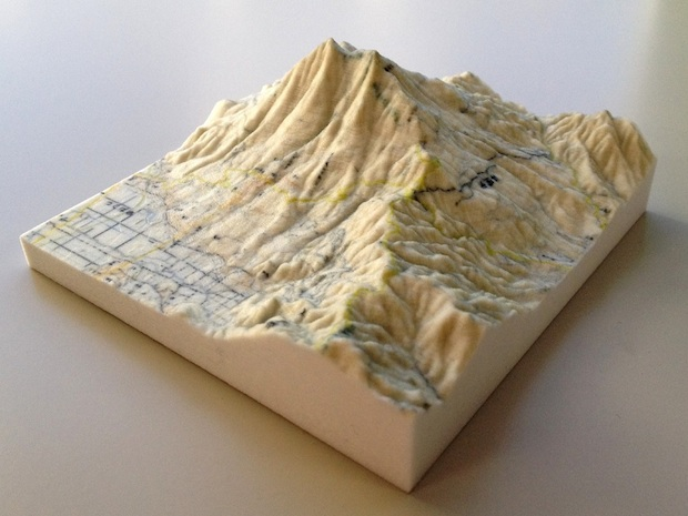 How To Make A 3d Topographic Map.Japanese Government Unveils Downloadable 3d Topographical Map Of The