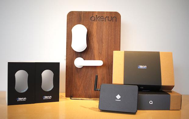 智能锁Akerun从Jafco,YJ Capital和其他公司获得370万美元