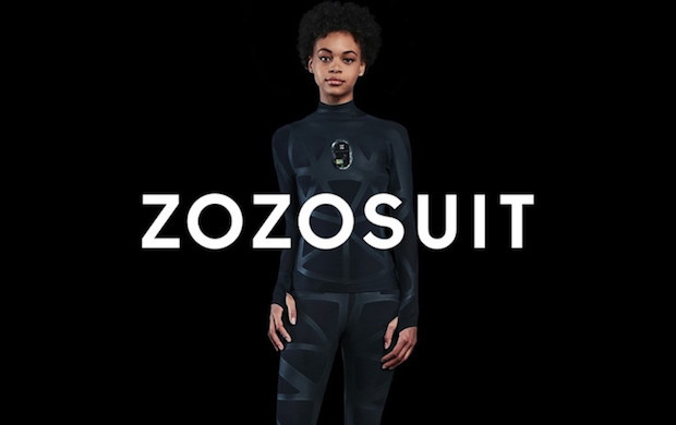 Zozotown S Smart Body Measurement Suit Helps Users Buy Perfect Fit