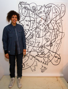 via Shantell Martin on Flickr