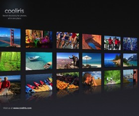 cooliris-photo-wall