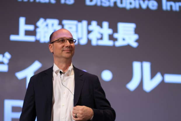 Former Google SVP Andy Rubin emphasized the importance of agility