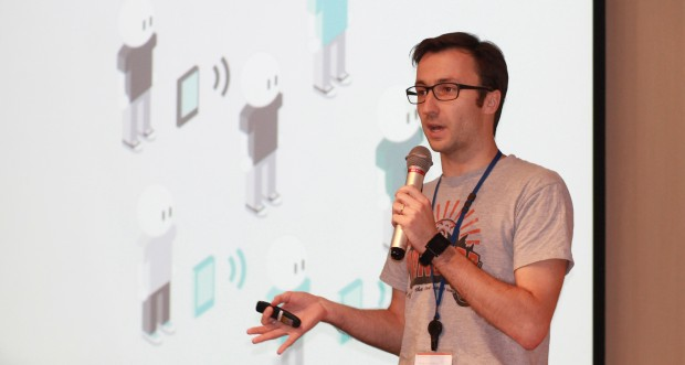 Sébastien Béal, co-founder and CEO of Locarise