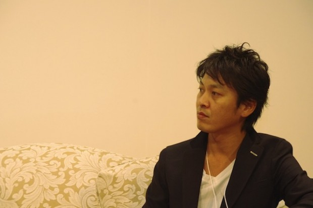 Crooz CEO Koji Obuchi