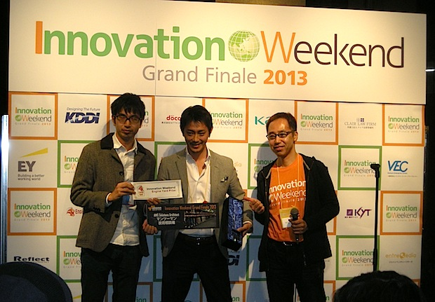 Innovation Weekend Winner