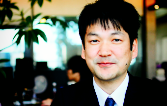 Jorte founder and CEO Koichi Shimohana