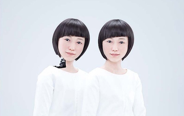 Kodomoroid, a humanoid robot invented by Advanced Telecommunication Research Institute International (ATR)