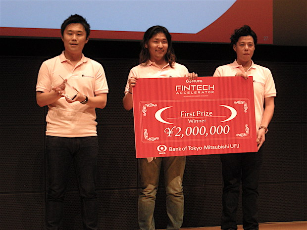 mufg-fintech-accelerator-1st-demo-day-top-award-winner-xenodata