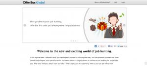 留学生の就活が変わる OfferBoxGlobal