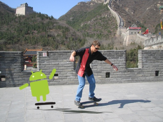Android-in-China-2012