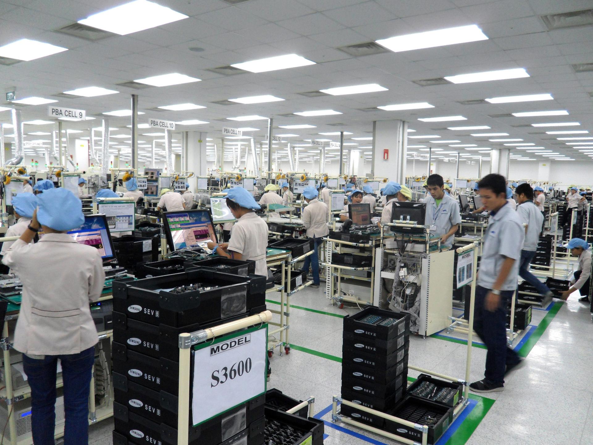 Samsung-Vietnam-Electronics