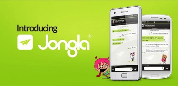 Jongla-new-messaging-app