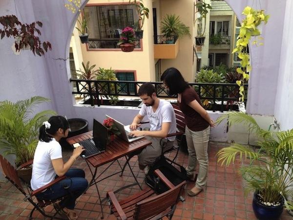 ベトナムのコワーキングスペースTSCがテック起業家のために「Startup Villa」をオープン - THE BRIDGE(ザ・ブリッジ)