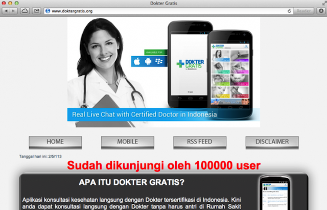 Dokter-Gratis