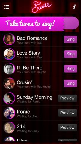 Duets-Karaoke-App