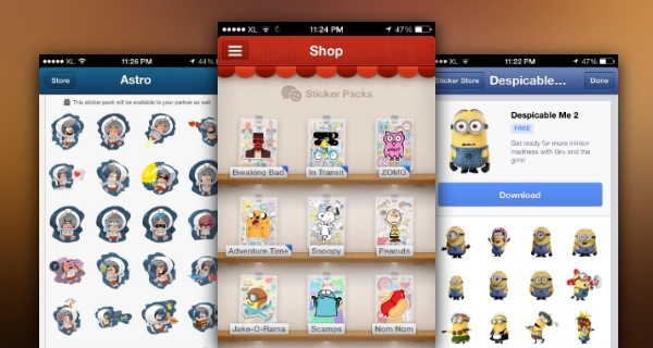 Stickers Are Not the Only Way Mobile Messaging Apps Make Money