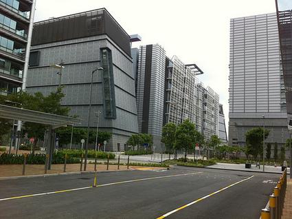 HK Science & Technology Parks