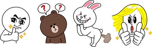 line_kawaii_stickers
