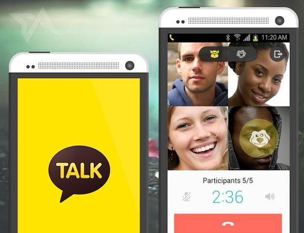 KakaoTalk-v4.0-Android-update