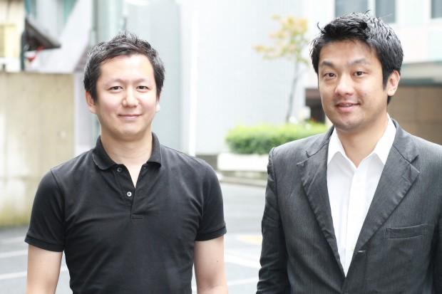 みやこキャピタルの藤原健真氏と岡橋寛明氏