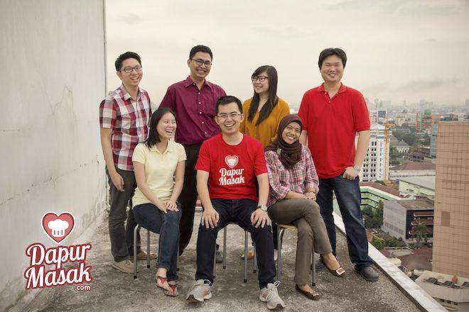 DapurMasakのチームメンバー