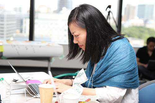 Startup-Weekend-Tokyo-Women-girl