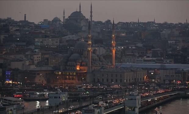 istanbul-birdview