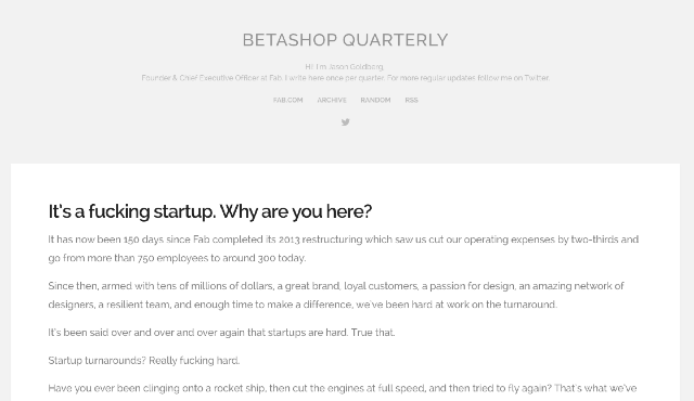 Betashop_Quarterly_—_It's_a_fucking_startup__Why_are_you_here_