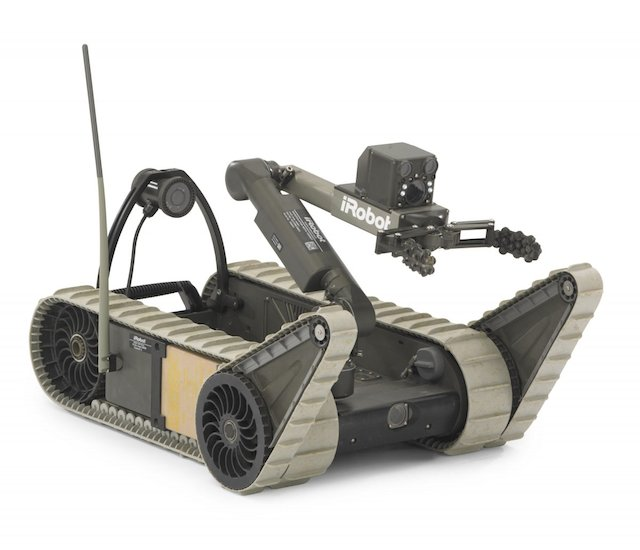 sugv-pronounced-suhg-vee-stands-for-small-unmanned-ground-vehicle-you-might-consider-sugv-a-scaled-down-counterpart-to-packbot--its-a-30-pound-robot-small-enough-to-be-carried-around-in-a-backpack-but-tough-enough-that-its-seen-use-for-all-kinds-of-t
