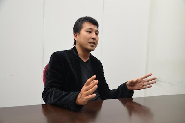 アドウェイズ創業者兼CEO 岡村陽久氏