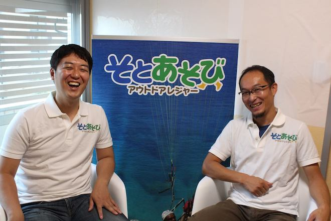 左:中島氏、右:山本氏