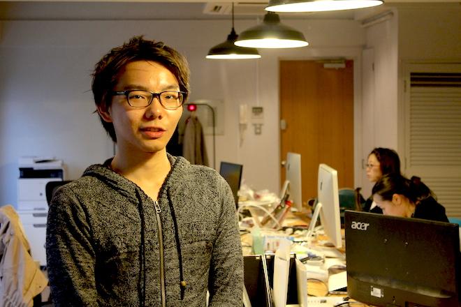 パペルック代表取締役CEO 小澤 一郎