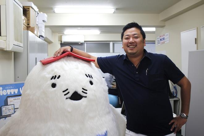ietty代表取締役社長 小川泰平氏