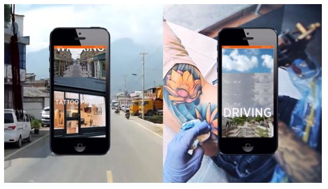 MIT メディアラボのグループが開発したアプリ「20 Day Stranger」