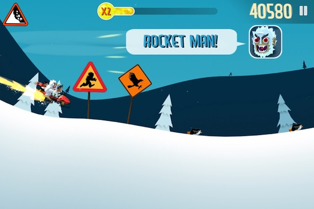KTplayでは、Ski Safariのような人気ゲームにもソーシャル機能が追加される