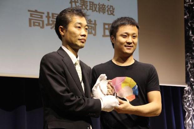 トランスリミット代表取締役の高場大樹氏