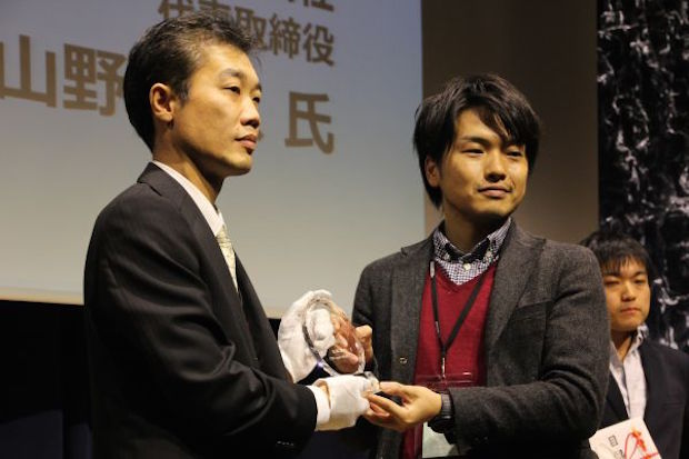 カタリズム代表取締役の山野智久氏