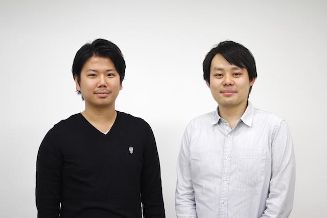 左:7gogo取締役水野氏 右:7gogo代表森氏