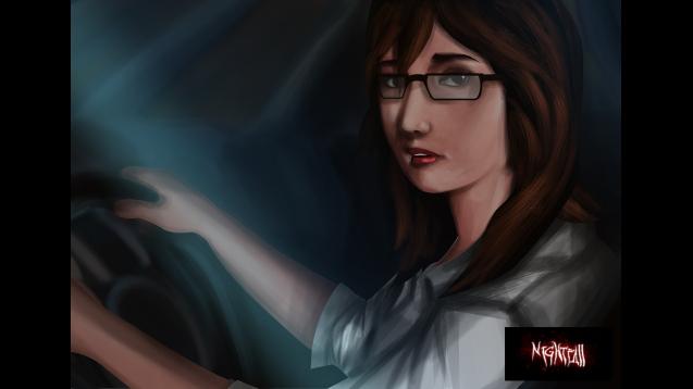 Nightfallの主人公、ジャーナリストのAra