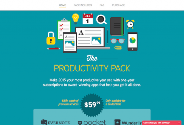 The Productivity Pack
