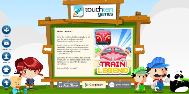 touchten-site