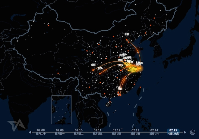 This-amazing-heat-map-shows-the-world's-largest-human-movement-as-Chinese-New-Year-begins-image-2
