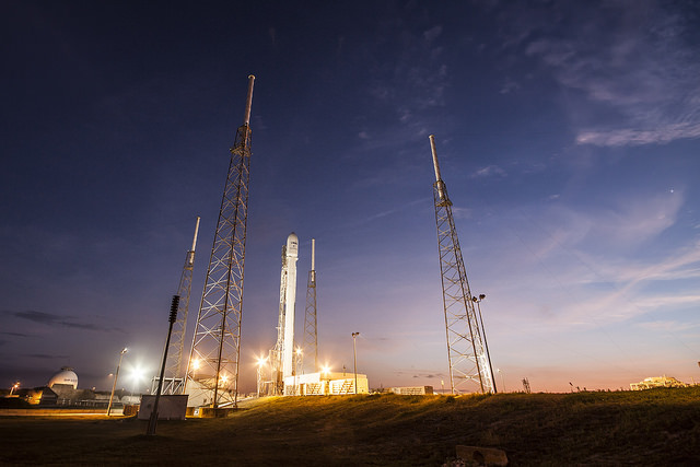 Some rights reserved SpaceX Photos