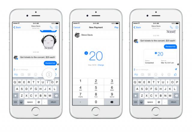 Facebook-messenger-app-payment